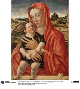 Maria met het Christus-kind
