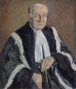 Portret van Marinus Anne van Rijn van Alkemade (1902-1974)