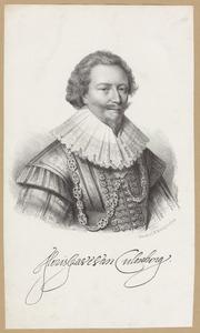 Portret van Floris II van Pallandt (1578-1639)