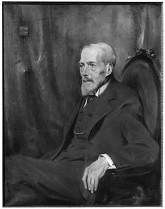 Portret van Karel Gerrit Willem baron van Wassenaer (1864-1946)
