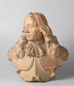 Portret van Jacob van Reigersbergh (1625-1675)