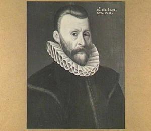 Portret van Lollius Adama (ca. 1544-1609)