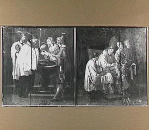 De sacramenten van de doop en het sacrament van het vormsel