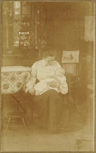 Elisabeth le Cosquino de Bussy (1881-?) en Johannes Cornelis Westerman (1905-?)