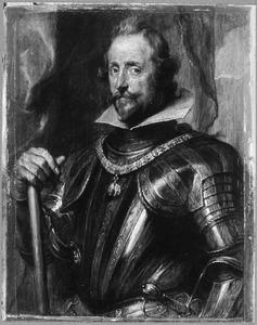 Portret van Wolfgang Wilhelm von der Pfalz-Neuburg (1578-1653),