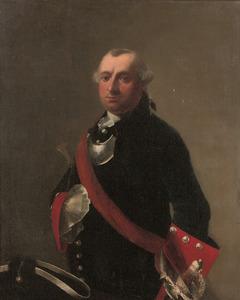 Portret van een man, genaamd Hendrik Willem van Suchtelen (1724-1777)