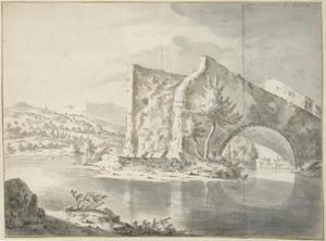 De Chaponost brug