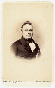 Portret van Jacobus Arnoldus Mutsaers (1805-1880)