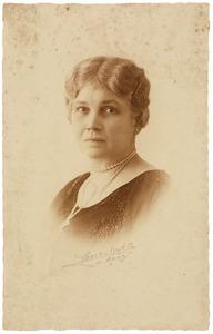 Portret van Maria Aleyde Bogaardt (1868-1948)
