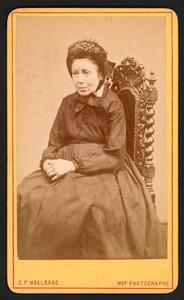 Portret van Elisabeth Adelaide Elias (1809-1877)