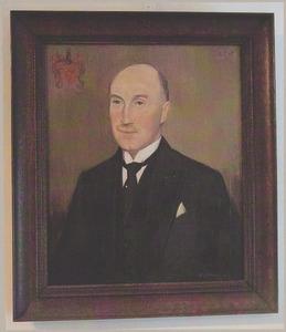 Portret van Salomon Jean René de Monchy (1880-1961)