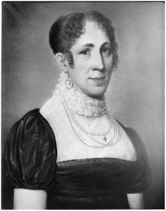 Portret van Maria Cornelia van Dorth (1760-1836)