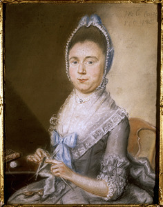 Portret van Dirske Wijgaers (1750-1818)
