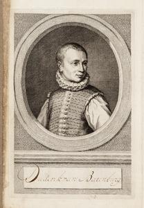 Portret van een man ten onrechte genaamd Dirk van Bronckhorst en Batenburg ( -1568)