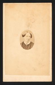 Portret van Adelaide Cornelia Henriette Gaymans (1823-1891)