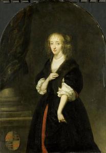 Portret van Jacoba Bicker (1640-1695)