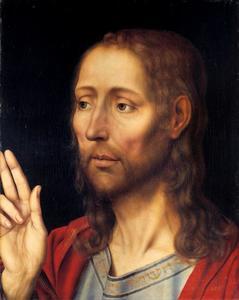 Zegenende Christus