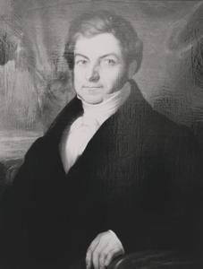 Portret van Hermanus van Zegwaard