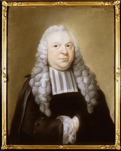 Portret van Cornelis Jan van Royen (1711-1774)
