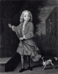 Portret van mogelijk Francois Pauw (1757-1818)
