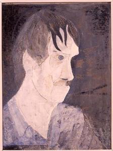 Portret van Dictus Jager (1945- )