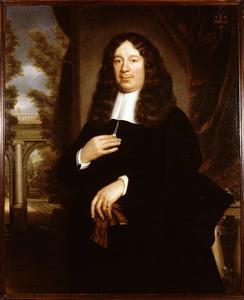 Portret van Maarten Pauw (1616-1680)