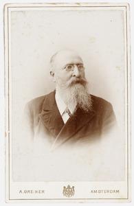 Portret van Roest