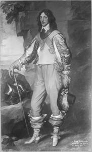 Portret van Sir Thomas Wharton (?-1684)