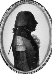 Portret van Burchard (Theodor) von Deneken (1773-1793)