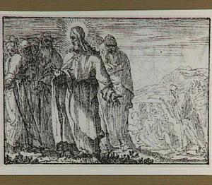 Christus kiest de twaalf apostelen (Lucas 6:12-16)