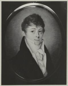 Portret van Jan Willem Druyvesteyn (1786-1857)
