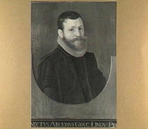 Portret van Johannes Sixtus Theodoretus (1570-1623)