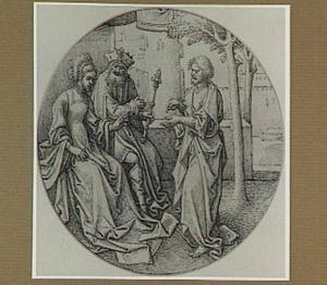 Johannes de Doper voor Herodes