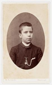 Portret van Burchard Theodoor Paets (1872-1938)