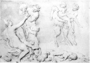 Bacchanaal (allegorie van de Herfst)