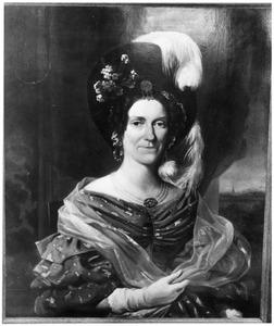 Portret van Maria Adriana van der Pot (1795-1861)