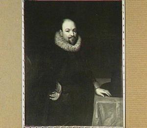 Portret van François Fagel (1585-1644)
