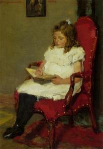 Portret van Suze Briët (1898-?)