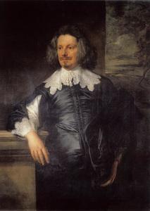 Portret van een onbekende Engelsman