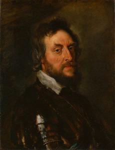 Portret van Thomas Howard. 21ste Graaf van Arundel (1585-1646)