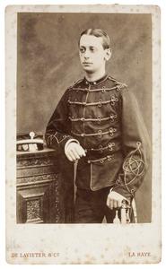 Portret van Charles Fredrik van de Poll (1855-1936)