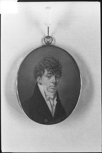 Portret van Willem Meissner (1785- 1839)