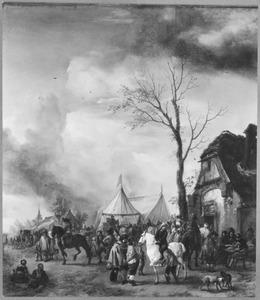 Paardenmarkt (bij Valkenburg?)