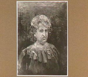 Portret van Aletta Jacobs (1854-1929)