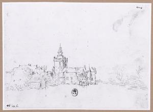 Het kasteel van Montfoort