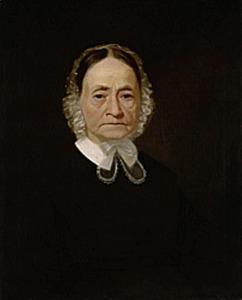 Portret van mrs. William Miles Chick (Ann Eliza Smith)