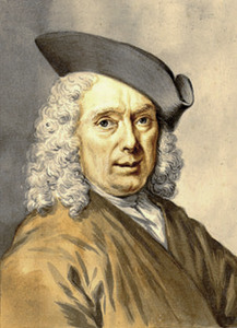 Portret van Jacob Appel (1680-1751)