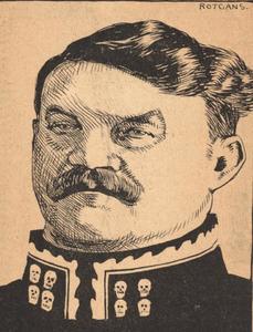 Portret van Hendrik Peter Staal (1845-1920)
