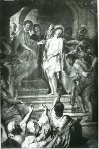 Christus aan het volk getoond