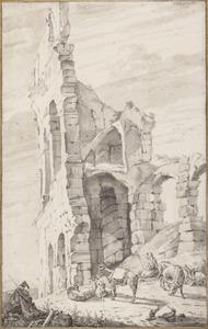 Ruïne van het Colosseum